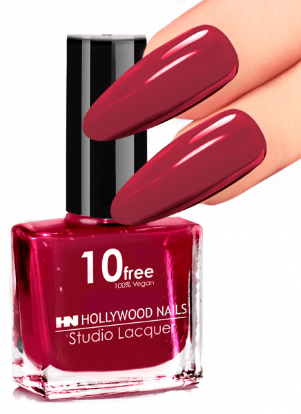 Studio Lacquer Nagellack Rock Red 75