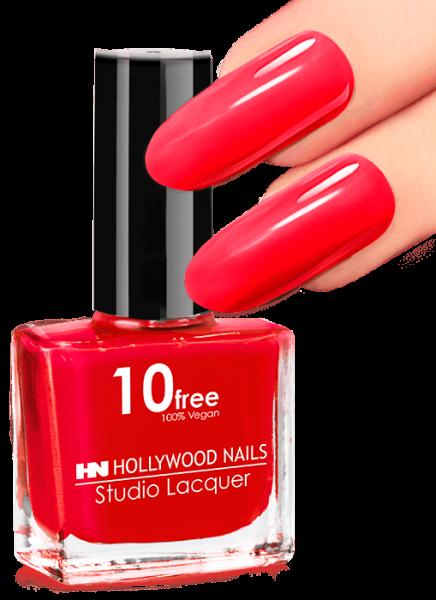 Studio Lacquer Nagellack Love Red 23