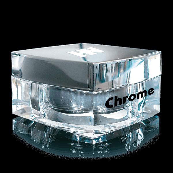 Chrome AcryLight Powder French White