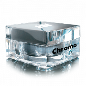 Chrome AcryLight Powder Clear Klar