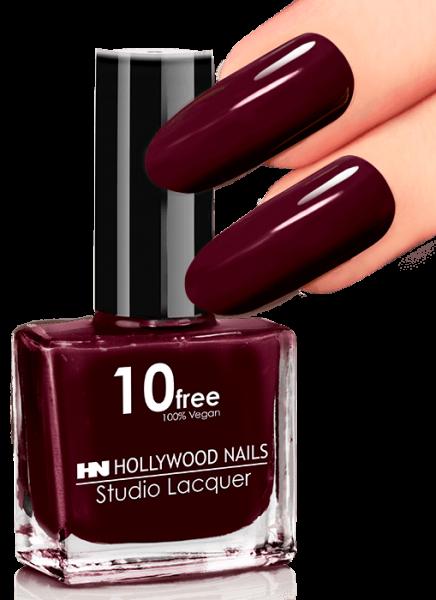 Studio Lacquer Nagellack Dark Red 4