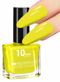 Studio Lacquer Nagellack Punk Yellow 79