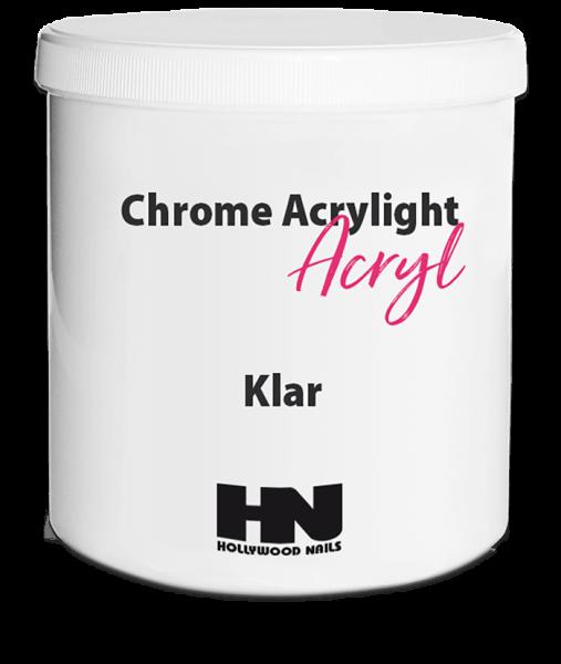Chrome AcryLight Powder Clear
