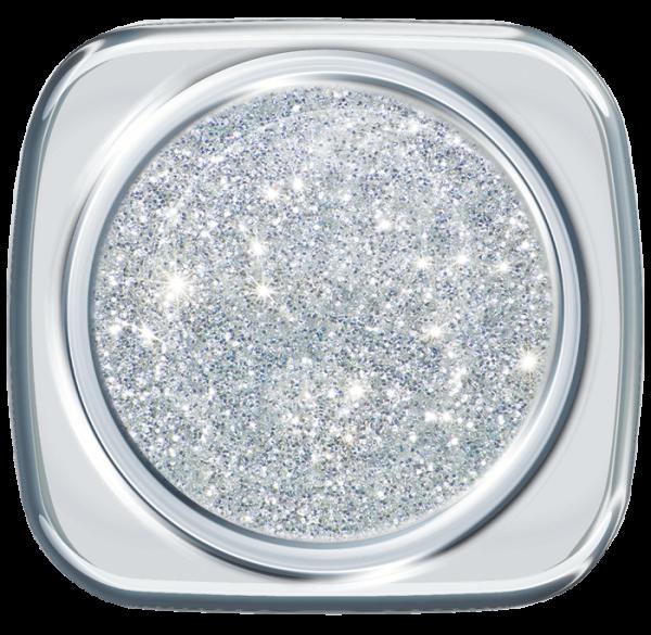Glitter UV Gel Shiny Silver 00