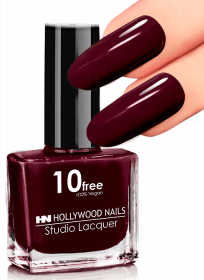 Studio Lacquer Nagellack Dark Red 4
