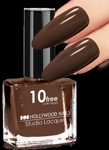 Studio Lacquer Nagellack Loyal Brown 86