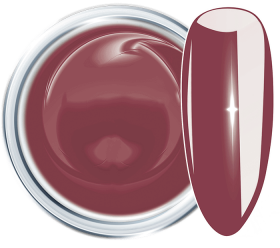 Colour UV Gel Passion Merlot 846