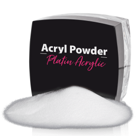 Platin Acrylic French Powder Winter White