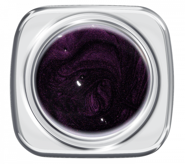 Colour UV Gel Vulcanic Black 909