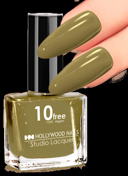 Studio Lacquer Nagellack Calm Olive 69