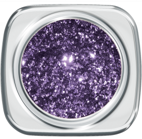 Glitter UV Gel 390 Bewitched Purple