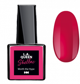 L.A. Queen UV Gel Shellac - Worth the Hype #23 15 ml