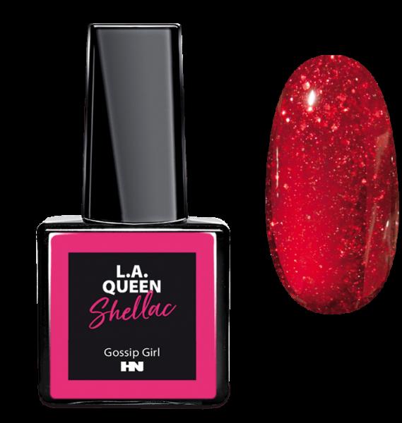 L.A. Queen UV Gel Shellac - Gossip Girl #21 15 ml