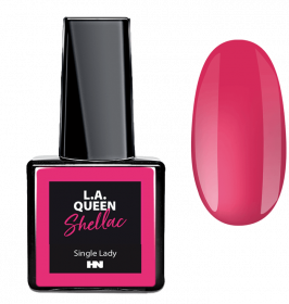 L.A. Queen UV Gel Shellac  - Single Lady #18 15 ml