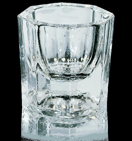 Dappen-Dish Glas