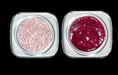 Christmas Glam Set Glitter Nails limitiert