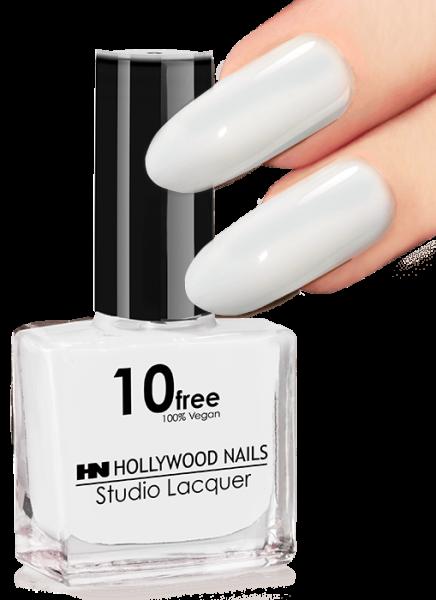 Studio Lacquer Nagellack Pure White 1