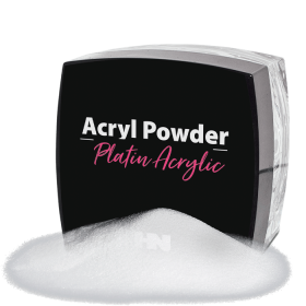 Platin Acrylic French Powder Oat Milk White