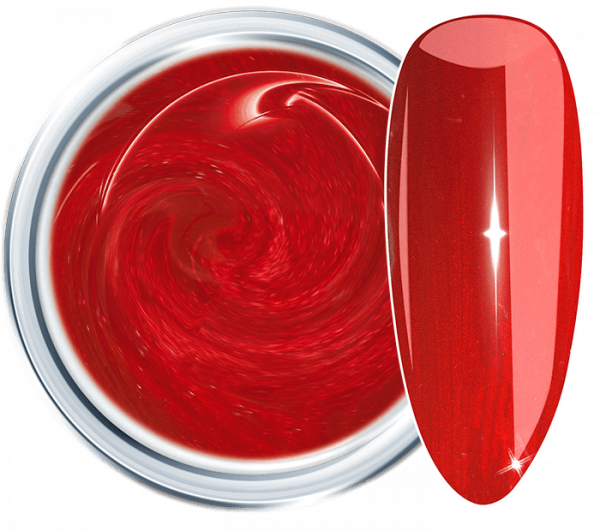Colour UV Gel Satin Red 810