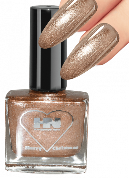 Studio Lacquer Nagellack Christmas Rosegold 90