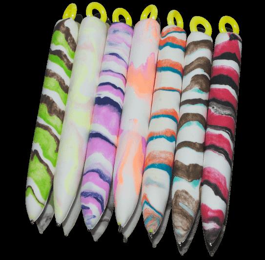 Cat Eye Magnet Stift farbig