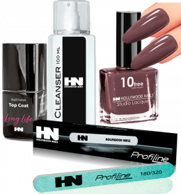 Nagellack Set - Fashion First Wind