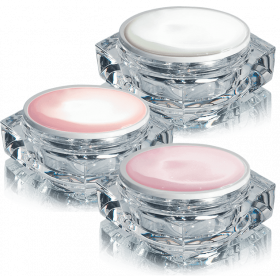 Titan French UV Gel Baby Boomer Set - 3 x 10 g