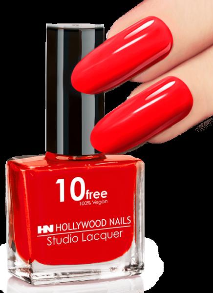 Studio Lacquer Nagellack Full Red 3