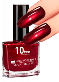 Studio Lacquer Nagellack Silk Red 17