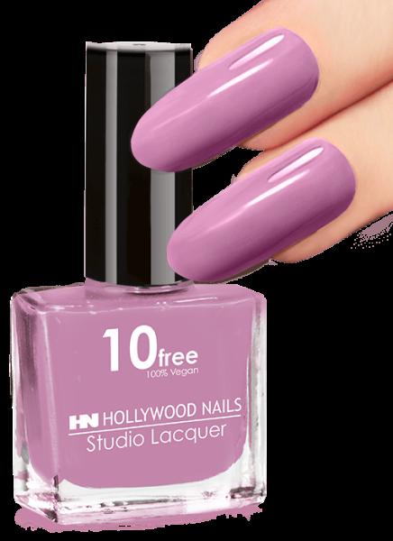 Studio Lacquer Nagellack Rosa Grey 21