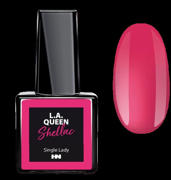 L.A. Queen UV Gel Shellac - Single Lady #18 15 ml