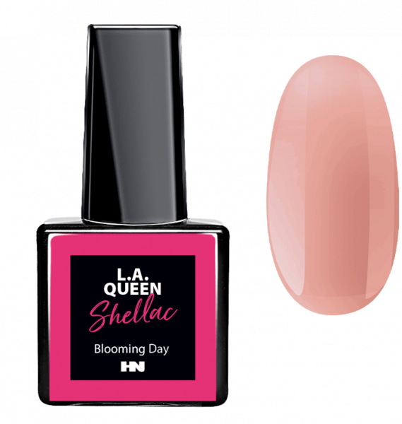 L.A. Queen UV Gel Shellac - Blooming Day #25 15 ml