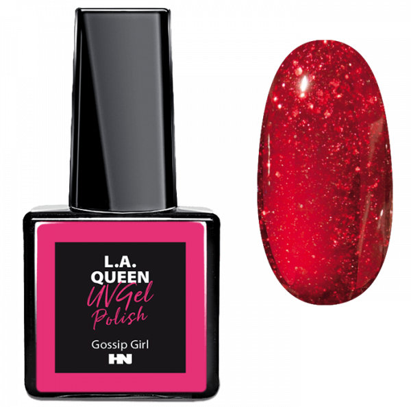 L.A. Queen UV Gel Polish - Gossip Girl #21 15 ml