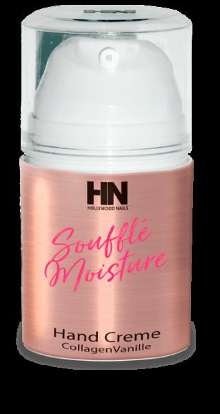 Hand Creme Souffle Moisture Collagen Vanille 50 ml