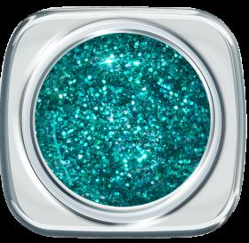 Glitter UV Gel 372 Topas Turquoise 5 g