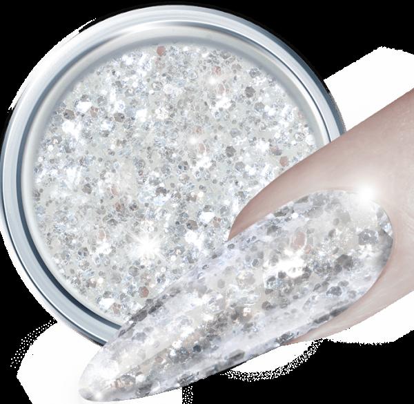 3D Glitter UV Gel Crystal 345