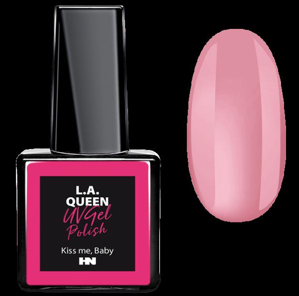 L.A. Queen UV Gel Polish - Kiss me Baby #13 15 ml