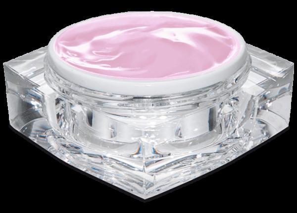 Soft Elegance Rosé Clear UV Gel säurefrei