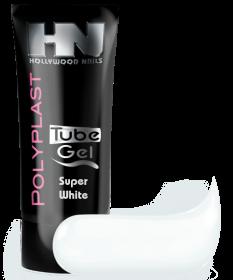 PolyPlast Tube Gel Super White