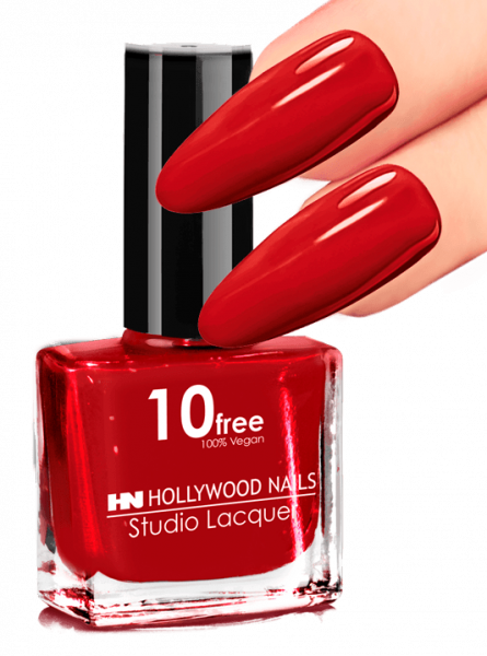 Studio Lacquer Nagellack Ruby Red 102