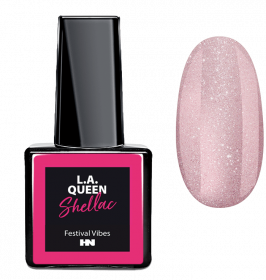 L.A. Queen UV Gel Shellac  - Festival Vibes #15 15 ml