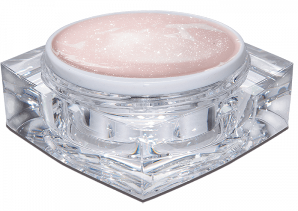 Platinum UV Gel Nude Glimmer