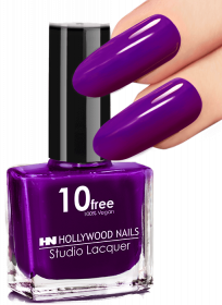 Studio Lacquer Nagellack Straight Lilac 8