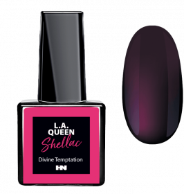L.A. Queen UV Gel Shellac  - Divine Temptation  #34 15 ml