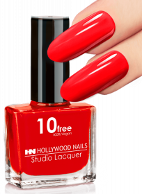 Studio Lacquer Nagellack  Full Red 3