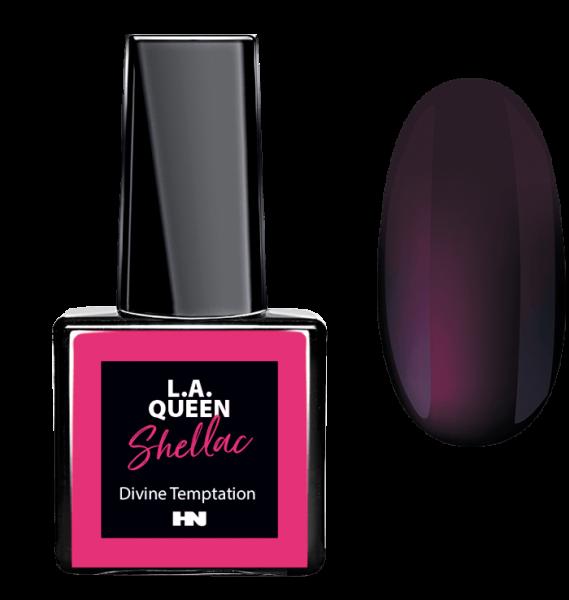 L.A. Queen UV Gel Shellac - Divine Temptation #34 15 ml
