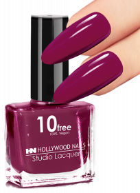 Studio Lacquer Nagellack Raspberry Red 58