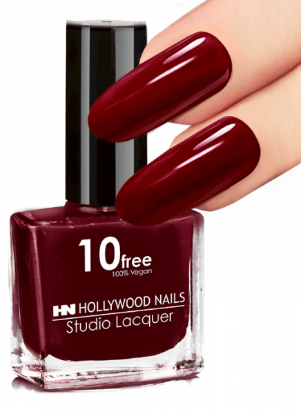 Studio Lacquer Nagellack Blood Red 18