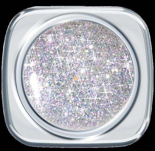 Glitter UV Gel Silver Sparkle 263