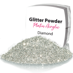 Glitter Powder Silver Sparkle 263